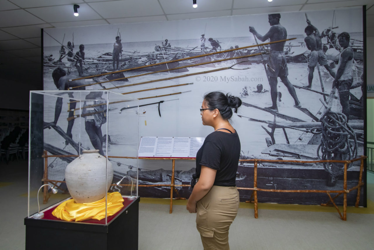 Artifact of Bajau